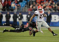 Nick Chubb is ready for an SEC championship