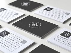 Personal Business Cards By Olly Sorsby