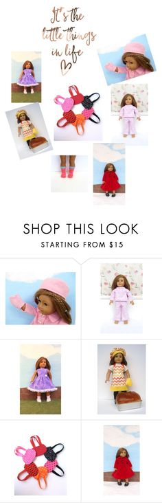 It's the Little Things in Life ...... by petis-1 on Polyvore featuring Pink Doll
