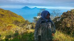 my lovely merbabu