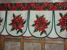 cortinas navideas con luces buscar con google