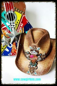 Southern Gypsy Cowgirl Hat