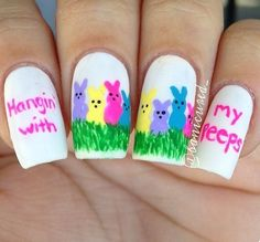 14 Easter Manicure Ideas You Will Love As Much As Chocolate Eggs