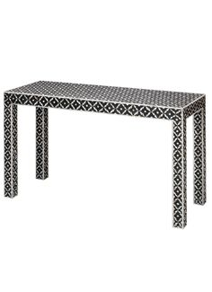 Perfect Rattan Console Table With Design Decorating