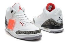 finest selection 27496 77580 Air Jordan 3 Air Sole Low White - Customers can get the best Cheap Jordans  and high quality and enjoy the sophistication that the Jordan shoes are  known for ...