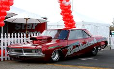 BadA$$ looking 1970 Dodge Dart Pro Street