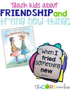 Teach about friendsh