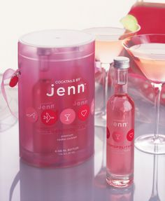 Cocktails by Jenn