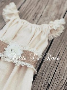 Items similar to Boho Flower Girl Burlap Lace Dress Size Rustic Shabby Chic Country Wedding Photo Prop Birthday Outfit Flower Sash Ivory on Etsy Boho Flower Girl, Wedding Flower Girl Dresses, Flower Girls, Dress Sash, Lace Dress, Lace Outfit, Rustikalen Shabby Chic, Birthday Outfit, Country Wedding Photos