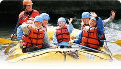 Kananaskis River Whitewater Rafting