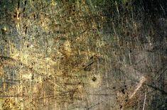 scratched gold metal textures