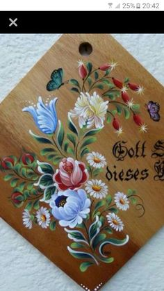 Tole Decorative Paintings, Tole Painting, Acrylic Painting Canvas, Fabric Painting, Donna Dewberry Painting, Hand Painted Fabric, Painted Trays, One Stroke Painting, Pictures To Paint