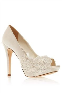 Buy Lace Placement Peep Toes from the Next UK online shop