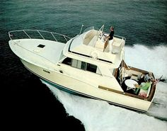 1978 Chris Craft Commander 36