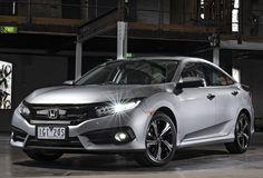 Honda Civic Sedan RS - 2016