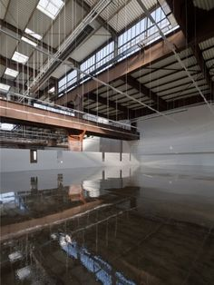U-Boat Hall by Bolles + Wilson - News - Frameweb
