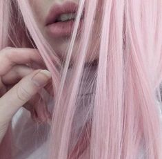 albums of aesthetic pastel pink hair. lesbians of colour Baby Pink Aesthetic, Aesthetic Colors, Aesthetic Girl, Aesthetic Pastel, Cool Hair Color, Hair Colors, Colours, Pastel Pink Hair, Baby Pink Hair