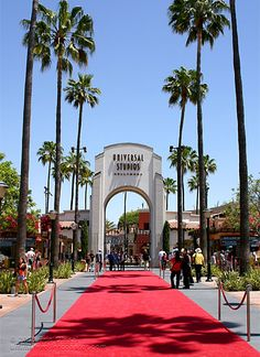 Universal Studios - Hollywood, CA. Used to go all the time as a kid, and always thought I would get into the movie business...still a favorite place to go for me.