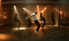 Chris Brown Dancing | Chris Brown's Best Dance Moves In His New Video 'Fine China'