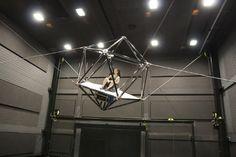 온몸으로 느끼는 가상현실 시뮬레이터 -테크홀릭 http://techholic.co.kr/archives/40986