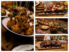 What's the secret to a good birthday party? yeah, in my opinion, a party is all about the people and those shared emotions! 30th Birthday Parties, Kung Pao Chicken, Chicken Wings, Ethnic Recipes, Party, Food, Essen, Parties, Meals