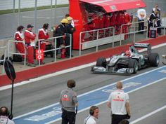Michael Schumacher 2010 Canadian GP Pit Lane (Photo by: Jose Romero Lopez)