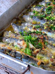 How about some Baltic herring from the oven? Food Inspiration, Nom Nom, Seafood, Oven, Food And Drink, Baking, Dinner, Vegetables, Recipes