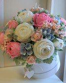 Фотографии ©Charmé / Sweet Flowers /Ростовые цветы