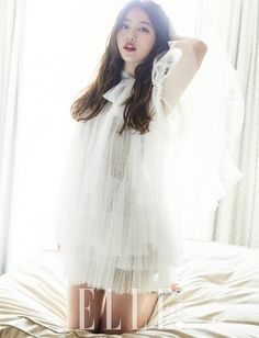 """Suzy Bae Shows Her Classy and Stylish Side with """"Elle"""" Magazine   Koogle TV"""