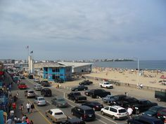 Hampton Beach Hampton, New Hampshire.
