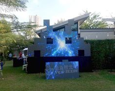 creative shapes contest for Magic Stage series LED display