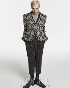 G-Dragon - Vogue Magazine August Issue '13