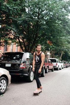 Alex Restivo. Vans