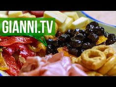 Antipasti, Italian Recipe - Gianni's North Beach - YouTube