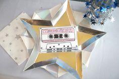 Casette tape place c