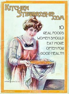 Top 10 Healthy Foods for Women  | Kitchen Stewardship | A Baby Steps Approach to Balanced Nutrition