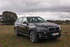 #BMW #X5 en #CESVIMAP: Os presentamos la tercera generación del exitoso #SUV de BMW, a punto de presentarse también como híbrido. Un todocamino (que no todoterreno, porque no monta reductora ni chasis independiente) que se defiende muy bien en pistas gracias a los diferentes modos de conducción.