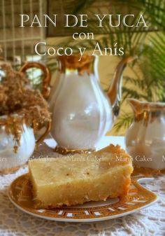 Mari's Cakes: Pan de Yuca