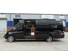 This thing is amazing! Mclaren Sporthome Race Van - Mercedes Sprinter VW Crafter Motorhome Conversion | eBay