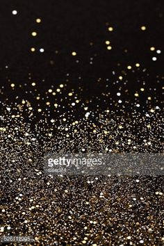 Stock Photo : Christmas New Year Gold Silver Glitter background Holiday abstract texture