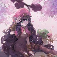 Goddess by Teanip Cha on ArtStation.