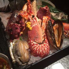 上引水產 Addiction Aquatic Center, Zhongshan District, Taiwan — by Monmonin. A place that celebrates seafood in a variety of ways, cool market/food/shop concept! Super fresh seafood and great...