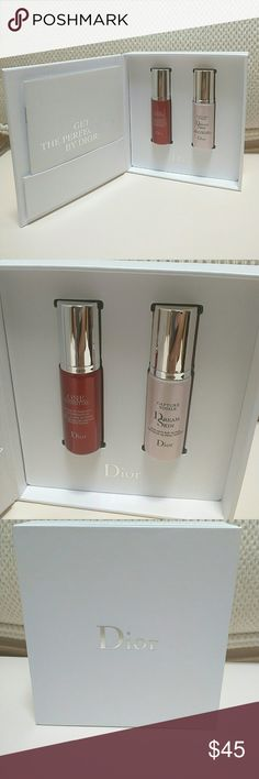 Dior Skincare Duo - Capture Totale Dreamskin .23 FL oz $27 - One Essential Serum .23 FL oz $23  Both items are new and never tested. No trades.  Please submit any offers via the offer option. Sephora Makeup
