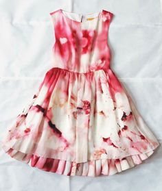 In anticipation of opening this spring, we're sharing some of our favorite items! Fashion Sneak Peak of the Day: Alice + Olivia Cherry Blossom Dress. Be like to follow us on Facebook www.facebook.com/alicemcqueenconsignment