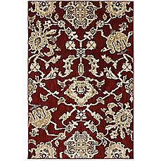image of Mohawk Home Brussels Rugs in Carmine
