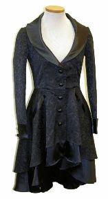 Vampire Symphony Coat from Goodgoth