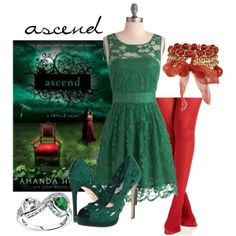 """Ascend"" by venturajai-1 on Polyvore"