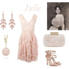 Julie London by connie-collier-cain on Polyvore