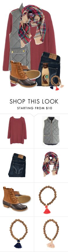 """Any suggestions for new username?"" by katew4019 ❤ liked on Polyvore featuring moda, Violeta by Mango, J.Crew, Hollister Co., Look by M, L.L.Bean, women's clothing, women's fashion, women y female"