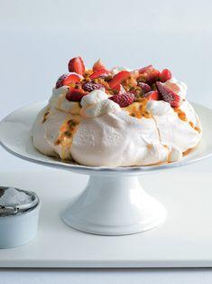 Pavlova, Cake, Food, Kuchen, Essen, Meals, Torte, Cookies, Yemek
